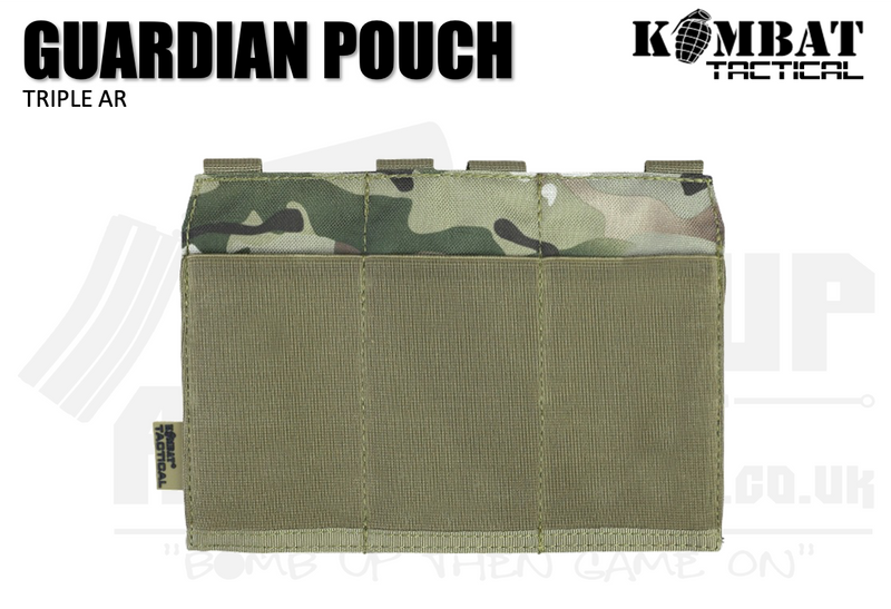 Kombat UK Guardian AR Pouch - BTP