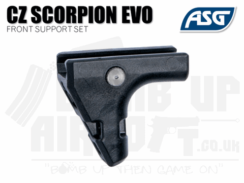 ASG Scorpion Evo Front Support Set