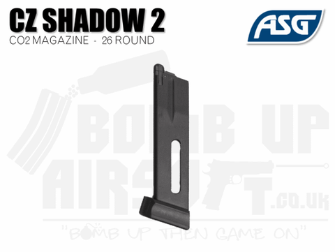 ASG CZ Shadow 2 Co2 Magazine