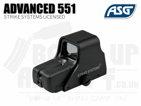 ASG Strike Systems Advanced 551