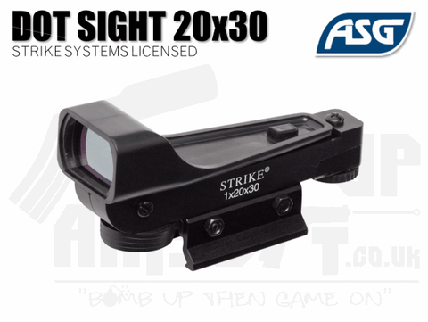 ASG Strike Systems 20x30mm Dot Sight