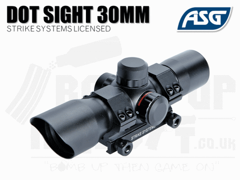 ASG Strike Systems 30mm Dot Sight