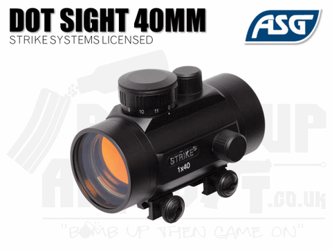 ASG Strike Systems 40mm Dot Sight