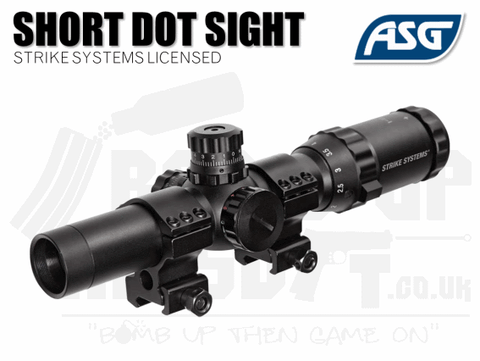 ASG Strike Systems Short Dot Sight Red/Green