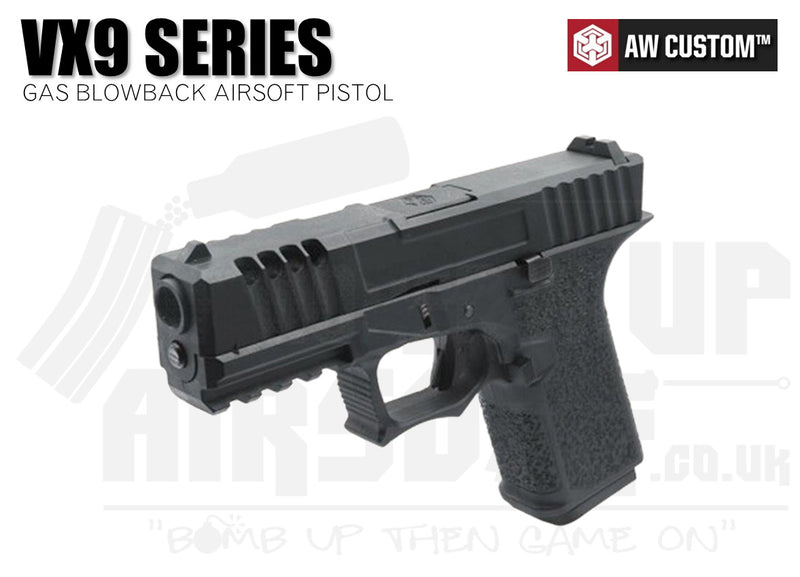 Armorer Works Custom VX9 Series GBB Airsoft Pistol (VX9100)