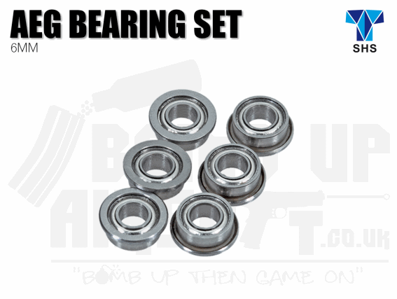 SHS 6mm Ball Bearing Bushing Set