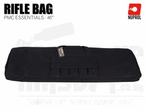 Airsoft weapon bag