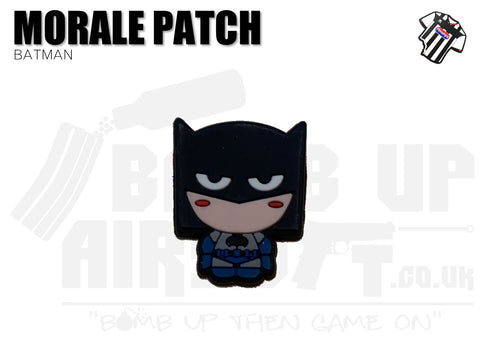 Batman Mini PVC Patch