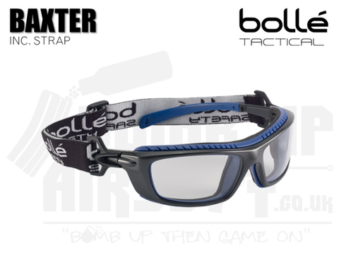 Bolle Baxter Airsoft Eye Protection