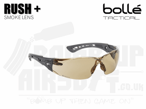 Bolle Rush Smoked Airsoft Eye Pro