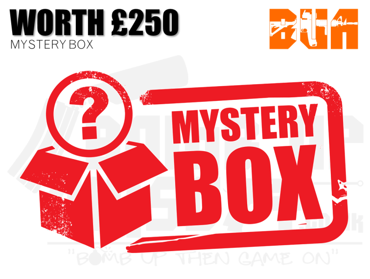 Mystery Box Worth £250!