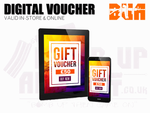 Digital Gift Card £50