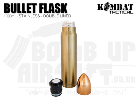 Kombat UK Bullet Flask - 1000ml