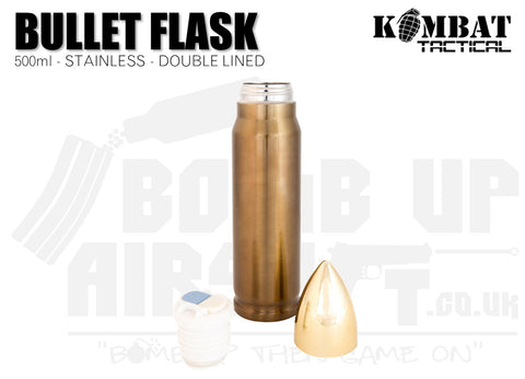 Kombat UK Bullet Flask - 500ml