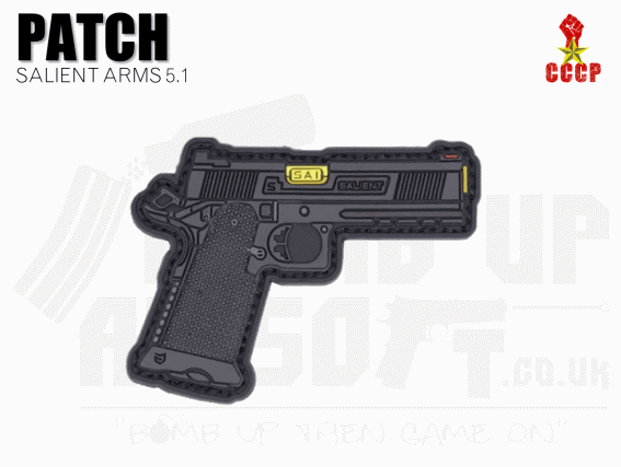 CCCP Salient Arms 5.1 Patch