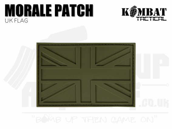 airsoft patch - uk flag
