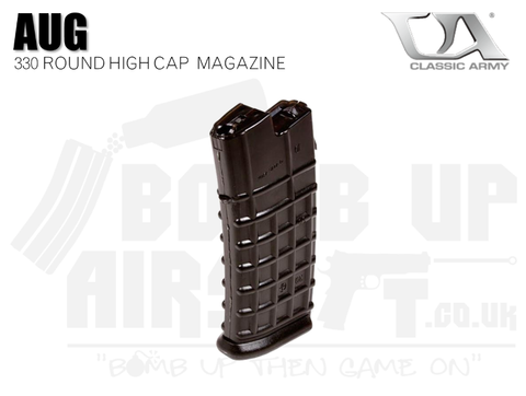 Classic Army AUG High Cap Magazine 330rnd
