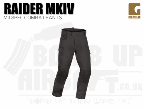 CLAWGEAR MK IV AIRSOFT TROUSERS