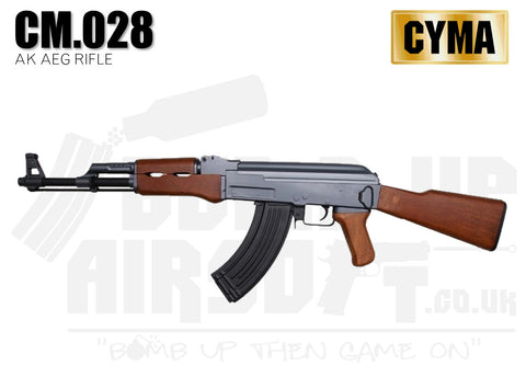 Cyma CM028 AK Sports Line AEG Airsoft Rifle
