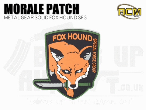 METAL GEAR SOLID MORALE PATCH