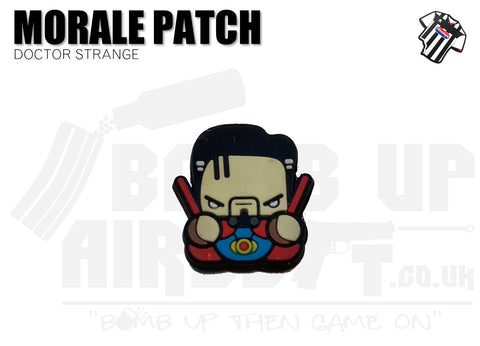 Dr Strange Mini PVC Patch