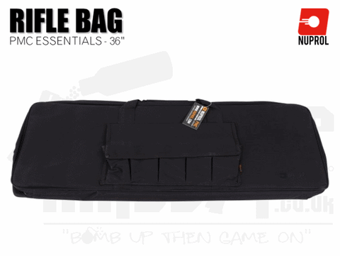 NUPROL 36 INCH RIFLE BAG