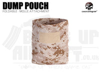 Emerson Gear Folding Dump Pouch - AOR1