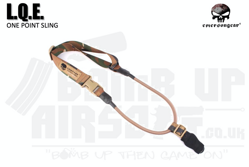 Emerson Gear L.Q.E. One Point Sling - Multicam