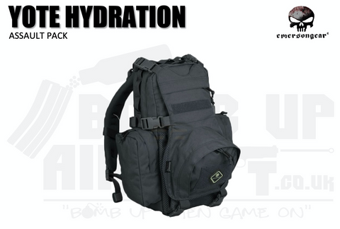 Emerson Gear Yote Hydration Pack - Black