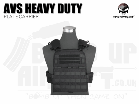Emerson Gear Heavy Duty Plate Carrier