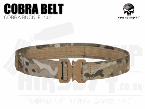 Emerson Gear Cobra Belt MTP