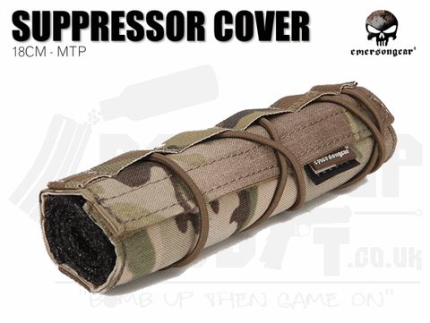 Emerson Gear Suppressor Cover