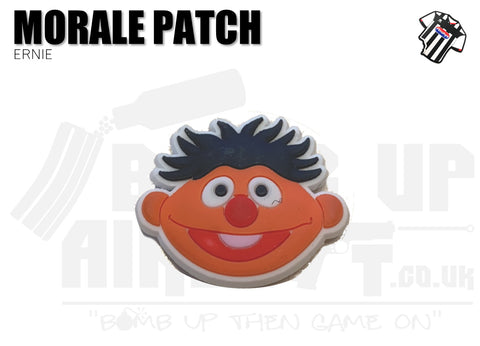 Ernie Mini PVC Patch