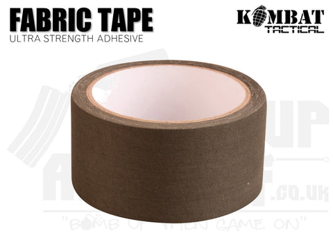 Kombat UK Fabric Tape - OD Green