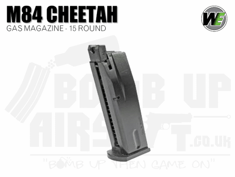 WE M84 Cheeta 16 Round GBB Mag