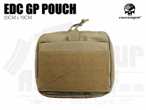 Emerson Gear EDC GP Pouch - Tan