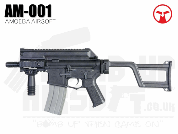 Ares Amoeba Tactical M4 CCR AM-001-BK