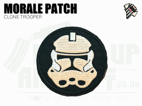 Star Wars Clone Trooper Patch