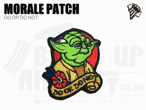 Do or Do Not Yoda Patch