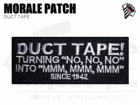 Duct Tape Patch