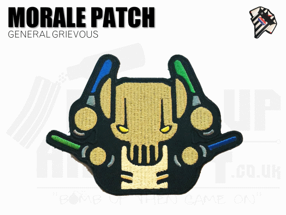 General Grievous Morale Patch