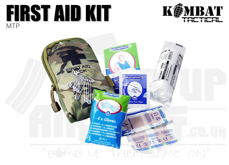 Kombat UK First Aid Kit - MTP