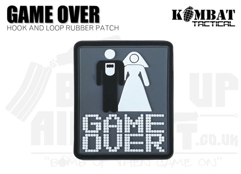 Kombat UK Game Over Patch