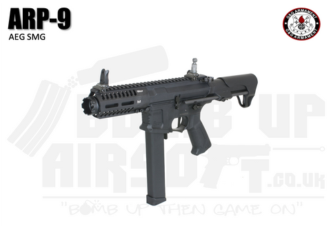 G&G ARP-9 Airsoft SMG Rifle
