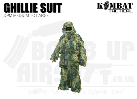 Kombat UK Ghillie Suit DPM - M/L