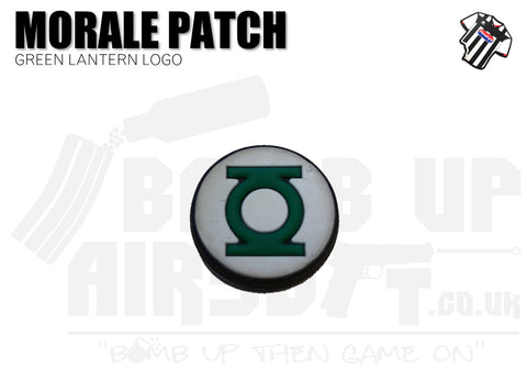 Green Lantern Logo Mini PVC Patch
