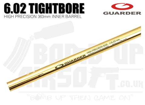 Guarder High Precision 6.02mm Interchange Barrel (363mm for M4)