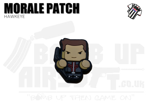 Hawkeye Mini PVC Patch