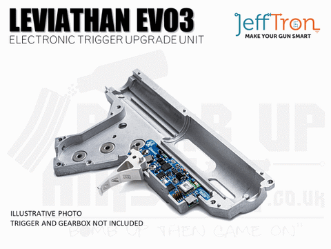 Jefftron Leviathan - EVO3 Airsoft Mosfet