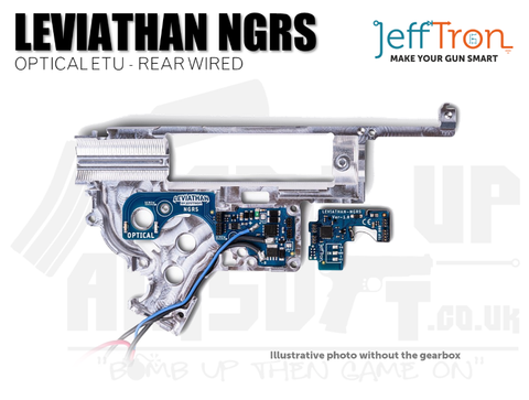 Jefftron Leviathan - NGRS Optical Rear Wired